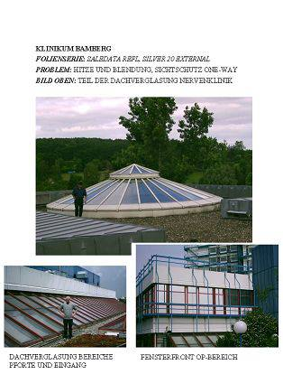 energy star sonnenschutzfolie aussen silber 20 dunkel. Black Bedroom Furniture Sets. Home Design Ideas