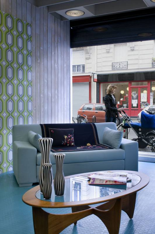 spion spiegelfolie blau innen premium. Black Bedroom Furniture Sets. Home Design Ideas